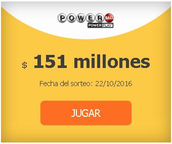 powerball 151 millones