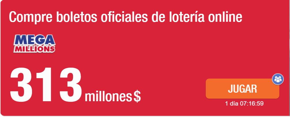 megamillones 313 millones