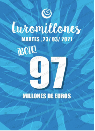 Euromillones bote actual
