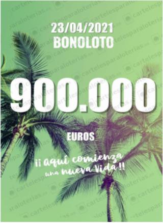 Bonoloto-bote-actual History