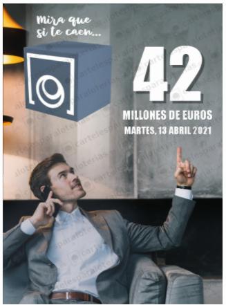 Euromillones 42 millones
