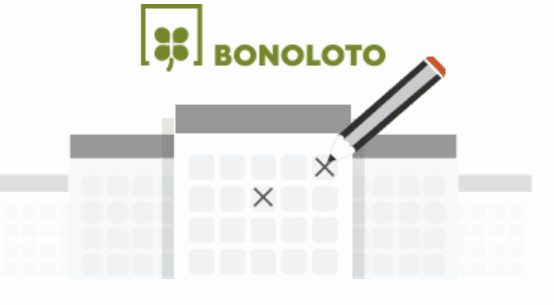 Sorteo de loteria española La Bonoloto