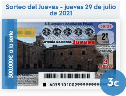 LoteriaNacional BoteActual History